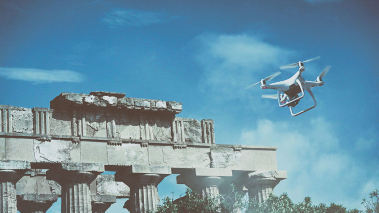 temple-selinonte-drone-sicile